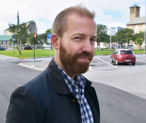 Håkon Møller i MDG.