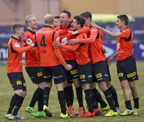 Martyrene: Skal spille mot Haugesund.