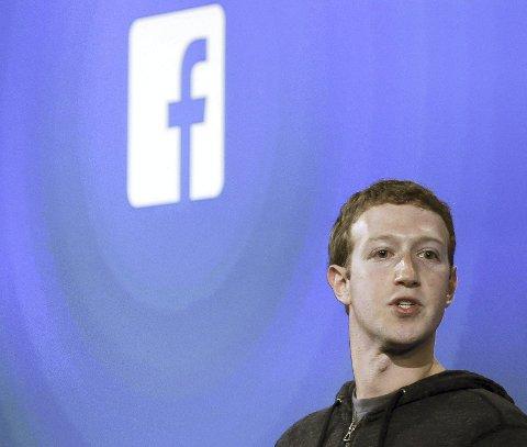 Det på tide at Marc Zuckerbergers Facebook og andre slike selskap blir nødt til å betale skatt i Norge.