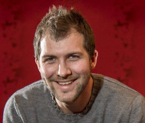Bergensroeren Kristoffer Brun må ro singlesculler i år.