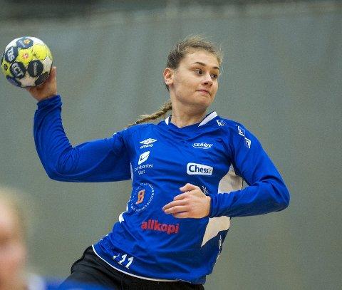 Kjerstin Boge Solås kan delta på Tertnes-treninger igjen, men må begrense seg.