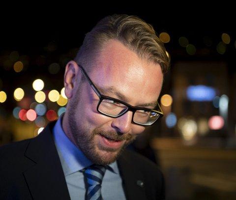 Harald Victor Hove har ikke gitt opp å lokke KrF og Senterpartiet inn i et samarbeid på høyresiden.Foto: ARNE RISTESUND