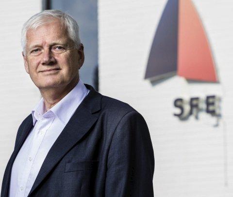 Sjef: Konsernsjef i SFE, Johannes Rauboti. Pressefoto