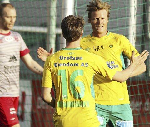 Andreas Aalbu har scoret fem mål for Ull/Kisa etter overgangen fra FFK.