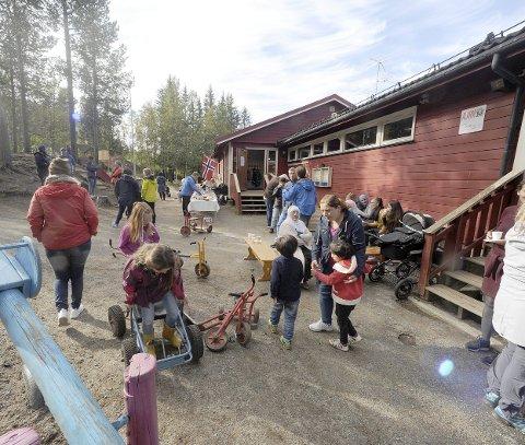 BARNEHAGELÆRER: Skistua barnehage har søkt etter ny barnehagelærer. Totalt er det syv søkere på stillingen.