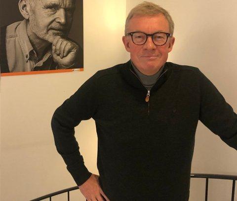 FRATRER SOM STYRELEDER: Thomas Bull-Larsen trer av som styreleder i Sensonor, men fortsetter som både styremedlem og daglig leder.