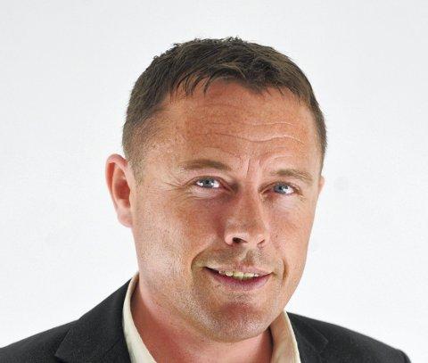 Daglig leder i Eiendomsmegler A i Haugesund, Hugo Wee.