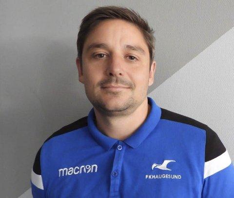 HJEM TIL DANMARK: Søren Lykke forlater jobben som akademisjef i FKH for å begynne i ny jobb i utviklingsavdelingen til en dansk klubb. ARKIVFOTO