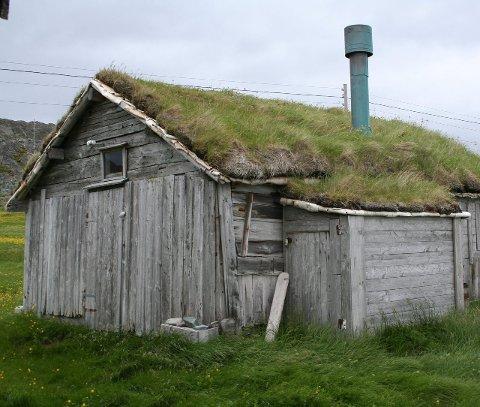 FIKSES: Bygg i Hamningberg er fikset med støtte fra Norsk kulturminnefond.