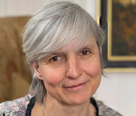VELDIG FORSIKTIGE: Kommuneoverlege i Loppa, Sabine Bader, sier hun ikke hadde forventet at de aldri ville få smitte i kommunen.