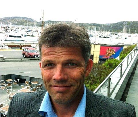 Signaler: Bjørnar Skjæran i Nordland AP tar med signalene fra Lofoten.