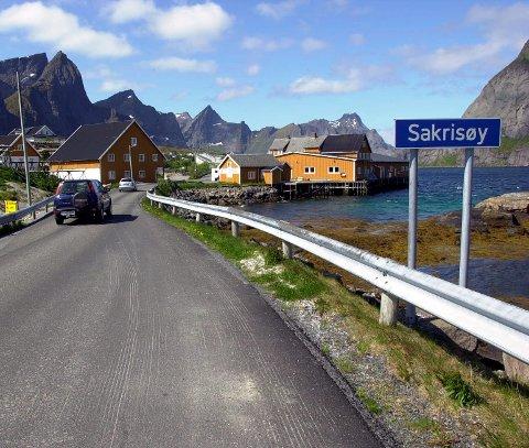 Stoppested: Statens vegvesen avviser å bidra til bygging av offentlig toalett på Sakrisøy i Moskenes. foto: MAGNAR JOHANSEN