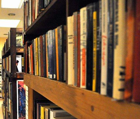 Forlik: Kommunen og en ansatt ved biblioteket inngikk forlik.