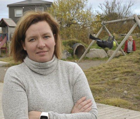Barnehage: Plass til allle så langt, sier Veslemøy Drangevåg.Foto:Arkiv