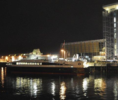Byttes ut: Hurtigbåtene som trafikkerer Nordlandsekspressen.