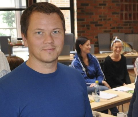 Ny sjef: Torbjørn Ollestad blir kommunalsjef samfunn i Vågan.Foto: Arkiv