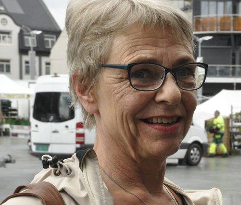 VARSELROP: Hovedtillitsvalgt Grete Bremnes i Utdanningsforbundet i Vågan sier man bare er vel fire år unna en skikkelig krise for rekruttering av lærere til småskolene lokalt.