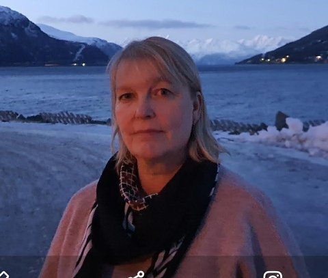 PPT-leder i Vågan kommune, Bente Leena Skogheim.