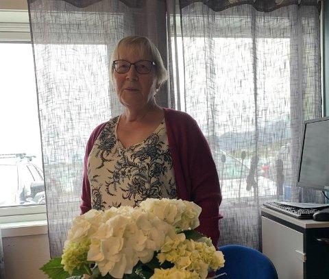 Lisbeth Mevold går av som økonomisjef i Flakstad kommune.