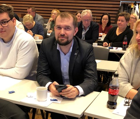 NY JOBB: Tor Arne Morskogen har fått ny jobb som politisk rådgiver for Høyre på Stortinget.