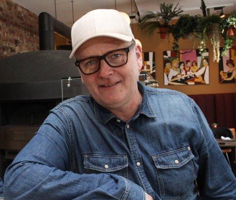 REISEVANT: Italia-entusiast Leif Anders Wentzel serverer reisetips i denne utgaven av Backstage.