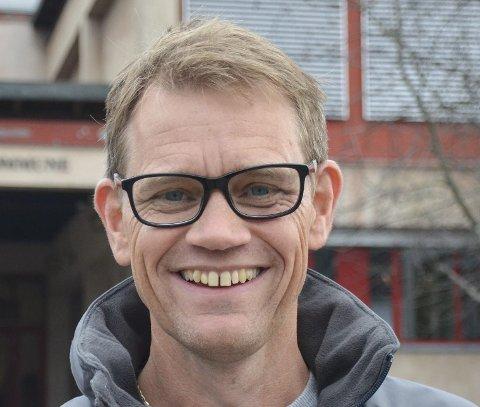 Gir seg: Geir Roger Borgedal i Ringsaker Arbeiderparti.