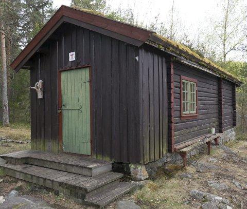 Hovinkoia har stått ved Setertjern nesten 80 år.