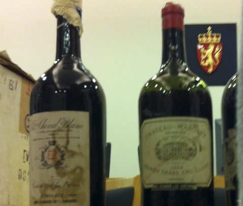 EKSKLUSIV VIN: Retten kom fram til at Skeie ikke ble lurt av Lomsdalen, men at vinen var verdt mindre enn førstnevnte betalte.