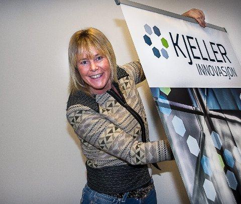 OVERRASKET: Innovasjon Kjeller-direktør Mariann Ødegård er overrasket over at «nullalternativet» Kjeller ikke utredes.