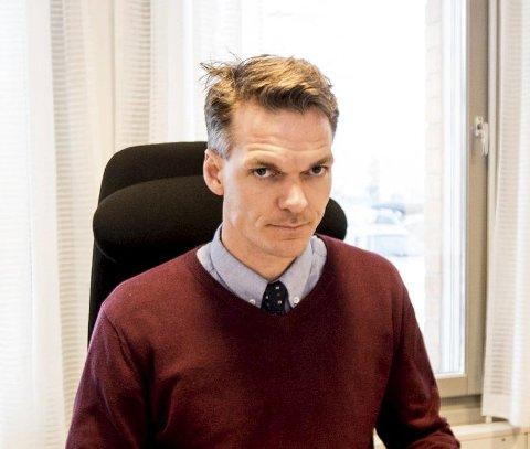 DOMMER: Mikkel Toft Gimse ga pollitiet medhold i deres ønske om å varetektsfengsle mannen i 40-årene.