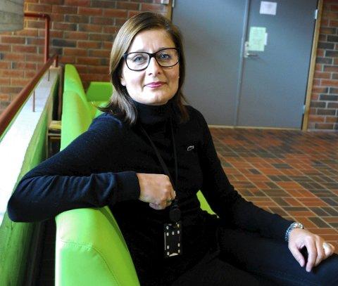 ØKT PRESS: Presset øker på barnevernet, og det gjør det utfordrende å holde tidsfristene, medgir Elsie A. Thorkildsen.