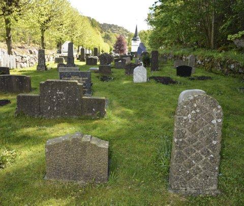 Prisøkning: Tvedestrand kirkelige fellesråd vil at festeavgiften på gravplasser skal settes opp, og får støtte av politikerne. Arkivfoto
