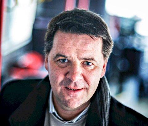 KORTSYNT: Ole Engebret Haugen, daglig leder i nettbuss AS, mener Høyres snuoperasjon er veldig kortsynt.