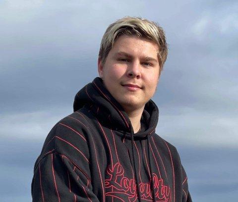 LÆRLING: Kajus Eidukas (18) ønsker seg en læreplass som elektriker, men det har vist seg å ikke være så enkelt.