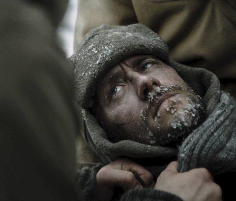 Seersuksess: Den 12. mann her med Thomas Gullestad har vært en seersuksess i Narvik. Filmen ble sett av 1.463 personer på fem dager.  Foto: Nordisk Film / Zwart Arbeid