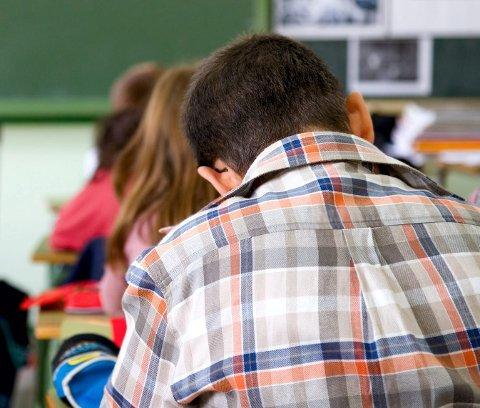 SKOLEHVERDAG: Statlig skolesatsing kan gi Horten ekstra midler. Men først må regjeringas forslag vedtas i Stortinget.