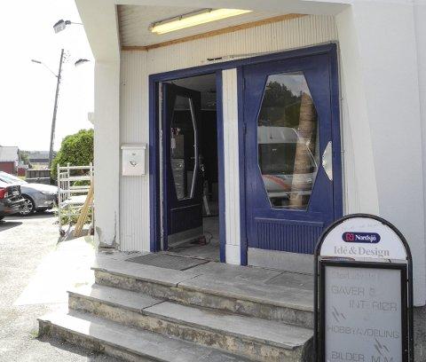 Idé & Design: Malerbutikken er konkurs og lokalene omgjøres.