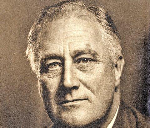 «New deal»: Denne debatten tar utgangspunkt i president Franklin D. Roosevelts New Deal-politikk. Foto: Colourbox