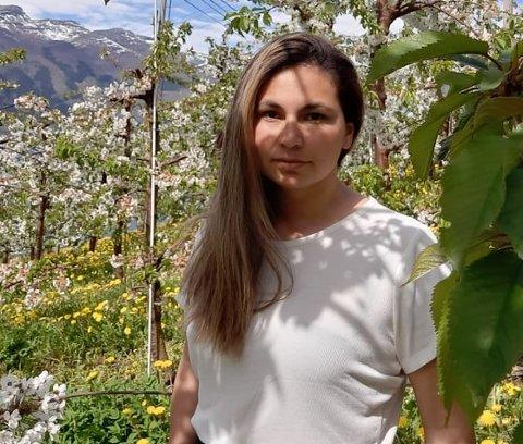 Rettferd: Maria Elena Reiseter ville ha gått i demonstrasjon for rettferd – at alle er like, og like mykje verdt.