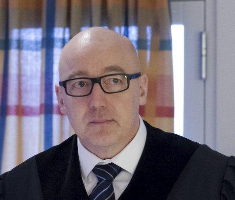 DOMMER: Kåre Skognes er rettens administrator.