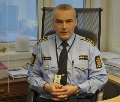 Regionleder Tor-Håvard Bentzen i Lofoten sier politiet ikke har funnet noen holdepunkter for at det fant sted et overfall på Svinøya.