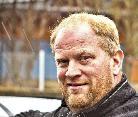 Ørjan Magnussen i Magnussen & Sønn.Foto: Arkiv