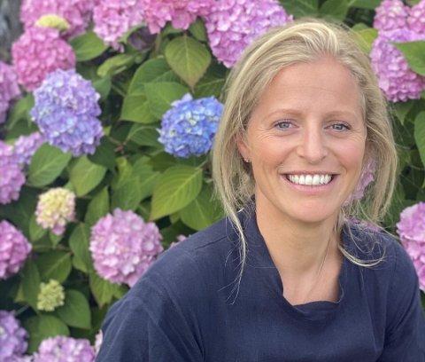 NY KLINIKK: Sammen med Grete Sophie Forberg åpner Helle Charlotte Øveraasen klinikken Munnviken.