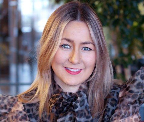 TIPS: Marte Kristine Wåg holder seg mest mulig hjemme med familien om dagen, grunnet faren for koronasmitte. Men vennene sine ser hun likevel.