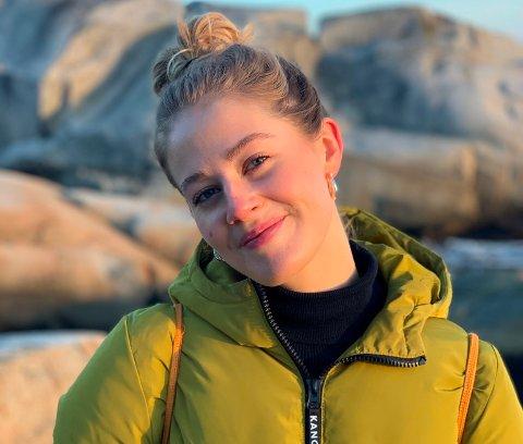 FRAMTIDIG LEGE: Sandefjord-kvinnen Fredrikke Sofie Werge Bøyesen (24) studerer medisin, og ser fram til å jobbe som lege i framtiden. At hun valgte medisinstudiet var visstnok litt takket være mormoren, som kom med det forslaget i ungdomsårene hennes.