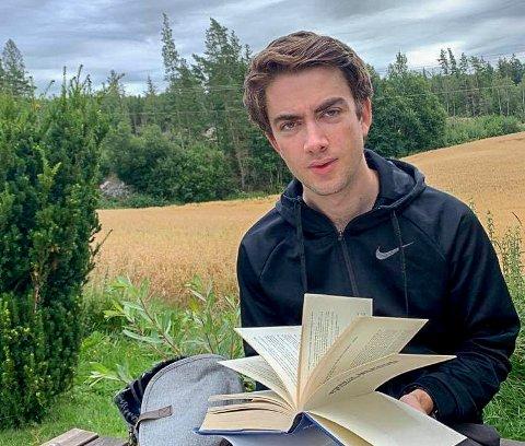 NY HVERDAG: Jørgen Sæves har satset knallhardt på idretten. Nå vil ha kombinere skøytesatsingen med studier.