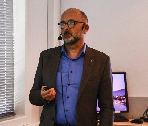 Korrigerte: Tvedestrands rådmann Jarle Bjørn Hanken mener det er feil å si at kommunen sa blankt nei til Maria Aanby i fjor.