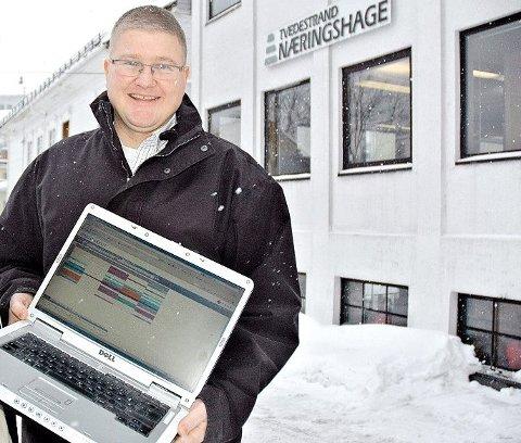 Leif Fage er i en klasse for seg på inntektstoppen i Tvedestrand.