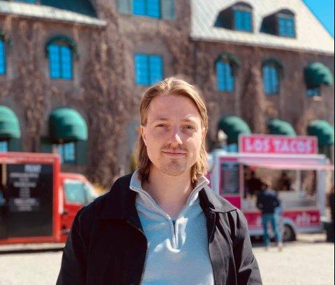 Markedssjef i Eik Gruppen, Sven Erik Fuglerud Brastad sier at de har hatt Drøbak i kikkerten lenge.