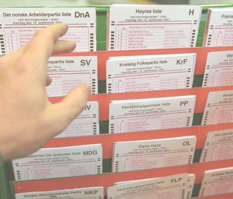 Valget: 26 valgobservatører kommer til Bodø.